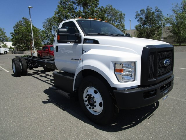 New 2021 Ford F-650SD Base