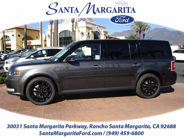 new 2018 ford flex limited 4d sport utility in rancho santa